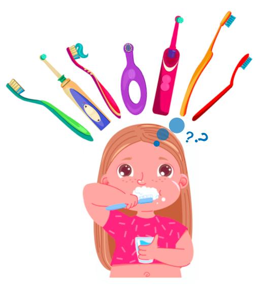 牙刷種類該怎麼選擇